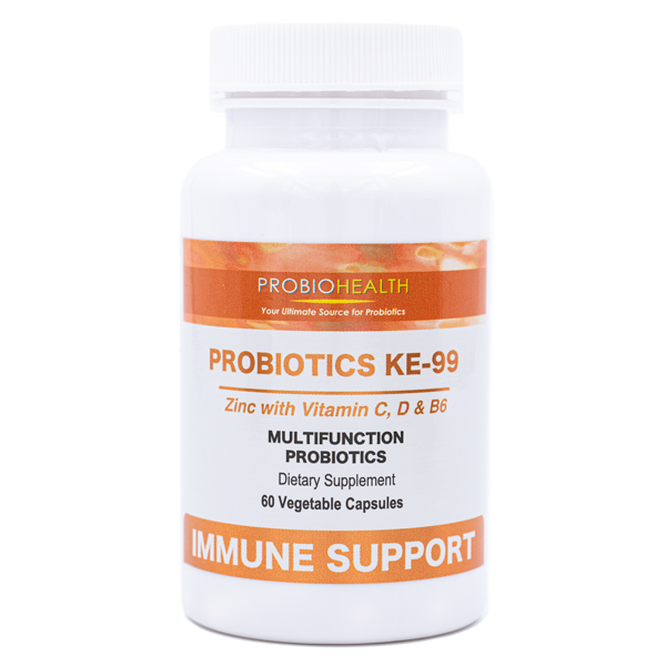 Probiotics Ke-99 immune support